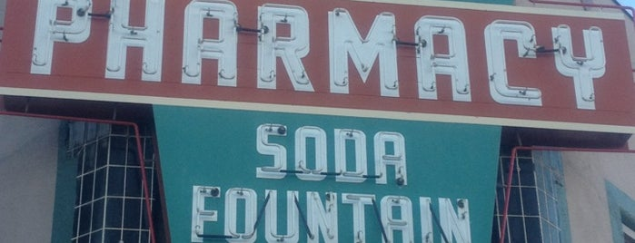 Fair Oaks Pharmacy and Soda Fountain is one of Ryan & Rebecca To Do.