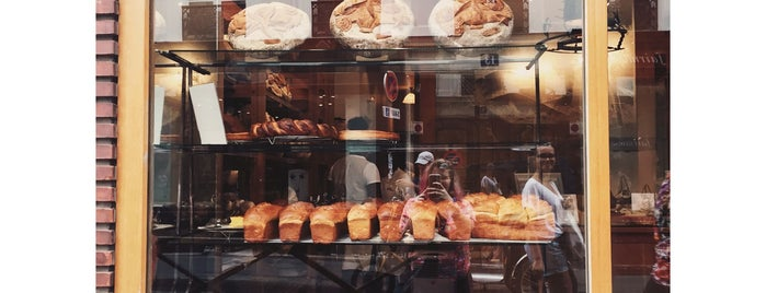 Poilâne is one of Pastries, Bread and Cheese in Paris.