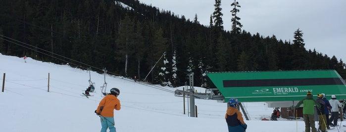 Emerald Express is one of Skigebiete.