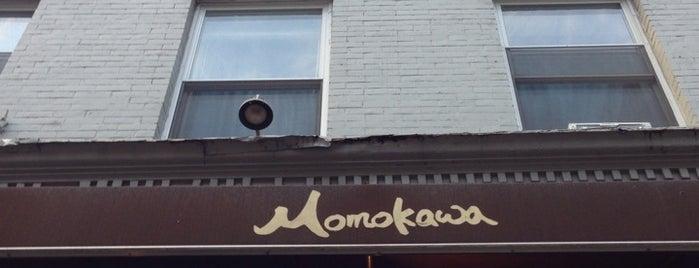 Momokawa is one of Japan In New York.