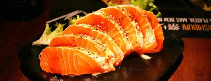 Sashiburi Sushi House is one of Top picks for Sushi in Porto Alegre.