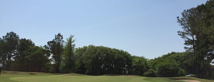 扶桑カントリー倶楽部 is one of ゴルフ場(茨城).