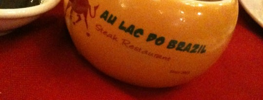 Au Lac Do Brasil is one of Fit to Eat Hanoi.