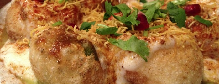 Dimple's Khasiyat Fast Food is one of Sunita's tips.
