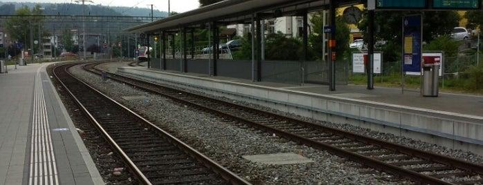 Bahnhof Laufen is one of Bahnhöfe Top 200 Schweiz.