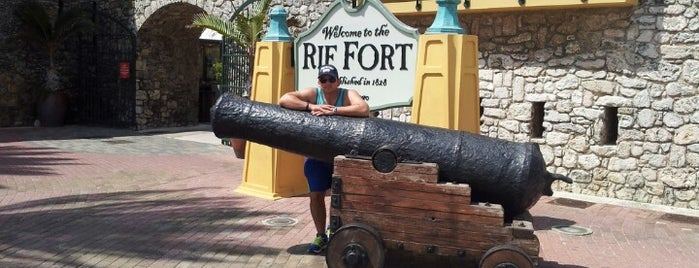 Rif Fort is one of Guide to Willemstad's best spots.