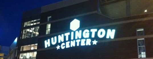 Huntington Center is one of What to do in Toledo!.