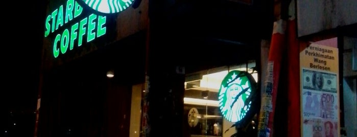 Starbucks is one of subang food place, selangor.