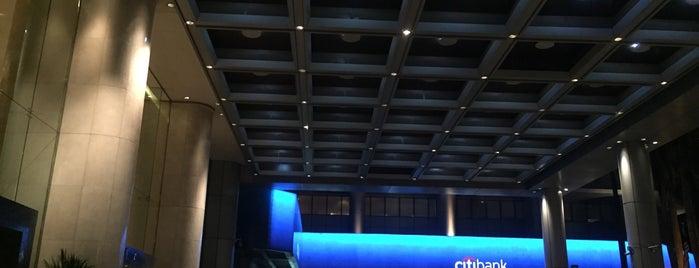 Menara Citibank is one of F&B.