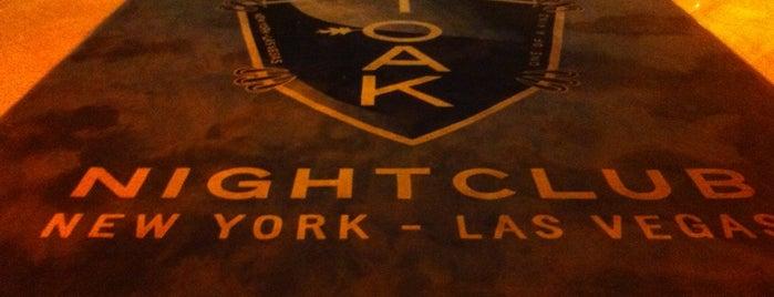 1 OAK Nightclub is one of Last visit 2012.