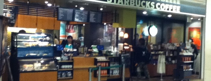 Starbucks Coffee グランデュオ蒲田店 is one of Starbucks Coffee (東京23区:千代田・中央・港以外).