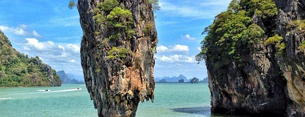 Koh Tapu (James Bond Island) is one of Places in the world.