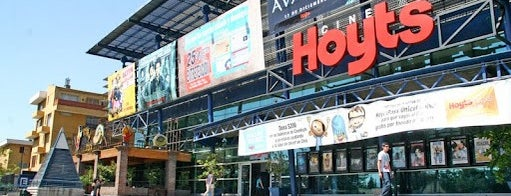 Cine Hoyts is one of All-time favorites in Chile.