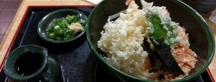 三太郎 is one of めざせ全店制覇~さぬきうどん生活~ Category:Ramen or Noodle House.