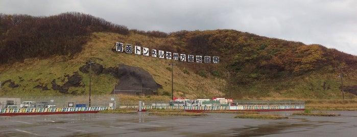 青函トンネル記念館 is one of 東北の駅百選.