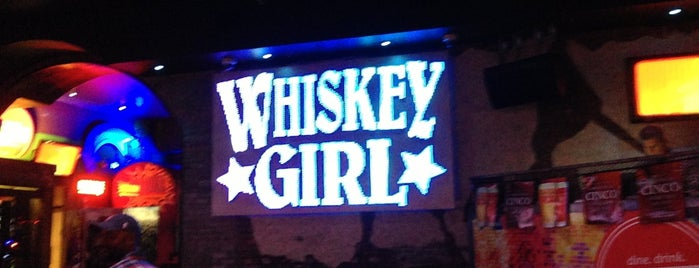 Whiskey Girl is one of Top picks for Bars.