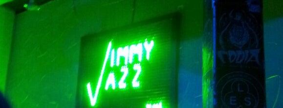 Jimmy Jazz is one of La noche de Vallecas.