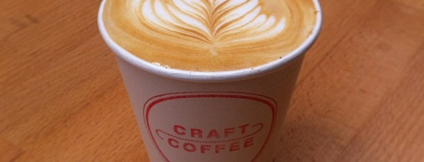 Craft Coffee Cart is one of 100+ Independent London Coffee Shops.