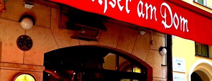 Andechser am Dom is one of Guía de Munich.