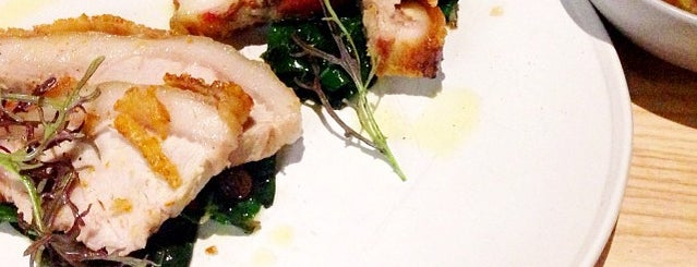 Nomad Food Wine Cellardoor is one of Sydney Destination Dining.