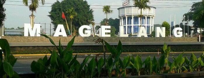 Alun - Alun Kota Magelang is one of Top 10 dinner spots in Sleman, Indonesia.