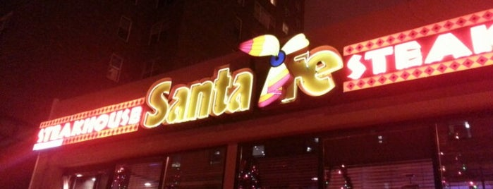 Santa Fe Steakhouse is one of Must-visit Food in Forest Hills.
