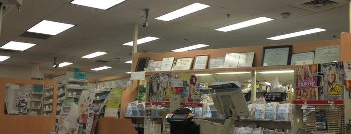 CVS Pharmacy is one of Top picks for Drugstores or Pharmacies.