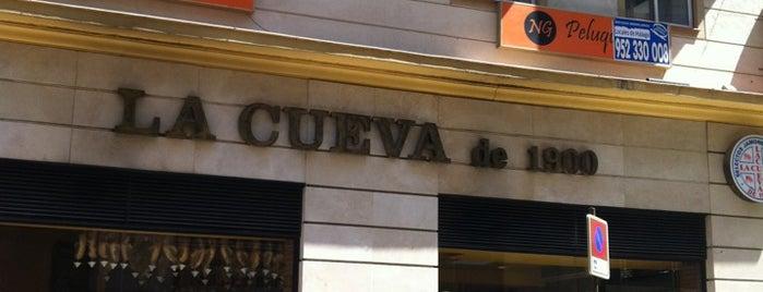 La Cueva de 1900 is one of Restauración.