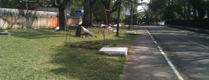 Parque Distrital da Mooca is one of Mooca.