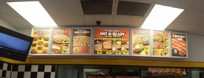 Little Caesars Pizza is one of Creative Innovations Cause Related Advertising.
