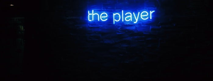 The Player is one of Cocktail Bars, London, UK.