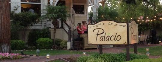 Palacio is one of South Bay.