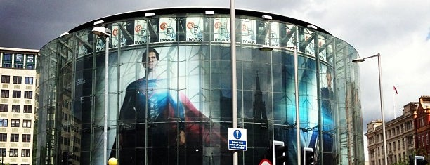 BFI IMAX is one of More London.