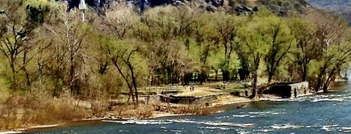 Harpers Ferry National Historical Park is one of National Parks.