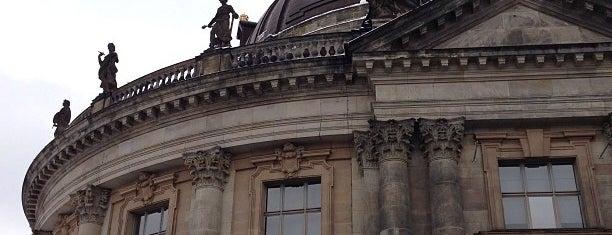 Bode-Museum is one of My Berlin.
