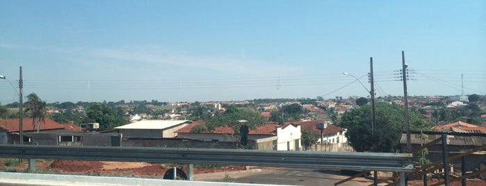 Monte Alegre de Minas is one of Cidades - Praias.