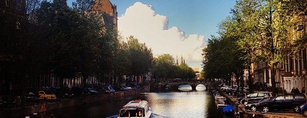 Amsterdamse Grachten | Amsterdam Canals is one of Guide to Amsterdam's best spots.
