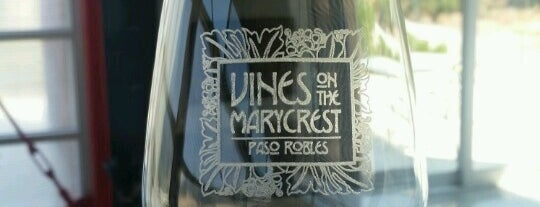 Vines On The Marycrest is one of Paso Robles Wineries.