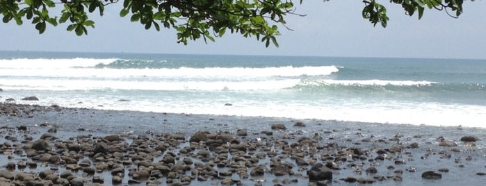 Medewi Beach (Surf Spot) is one of Beautiful Beaches in Bali.