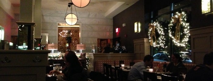 Stephi's on Tremont is one of BackBay Lunch spots.