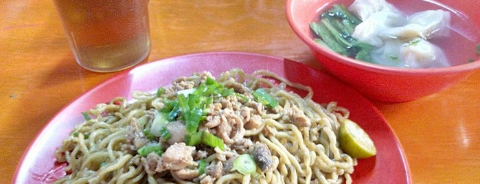 Mie Ahok (Dempo palembang) is one of 40 favorite restaurants.