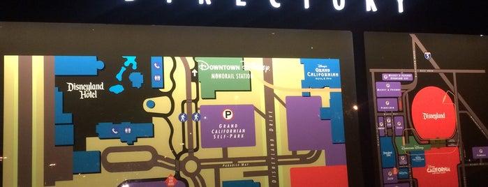 Disneyland Resort Center (BOB) is one of Potential Vendors.