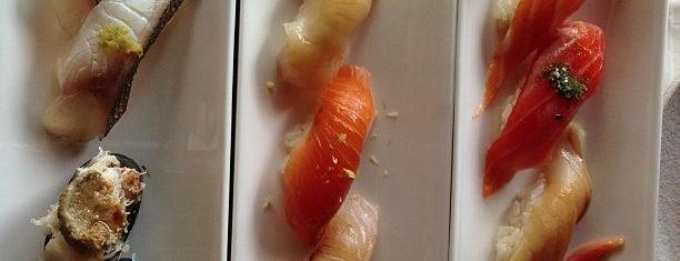 Saru Sushi Bar is one of San Francisco.