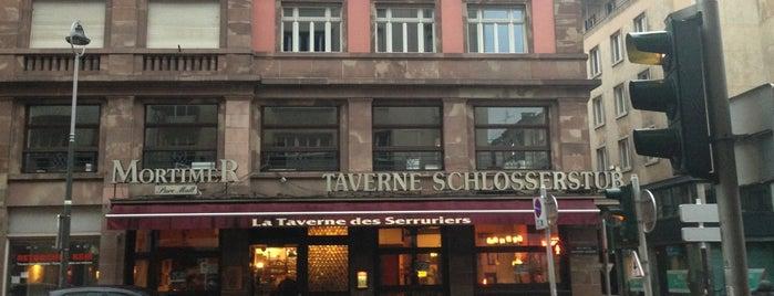 La taverne des serruriers is one of Bars & Nightclubs #Strasbourg.