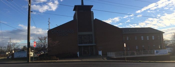 Crossroads Church is one of Ministry Travels.