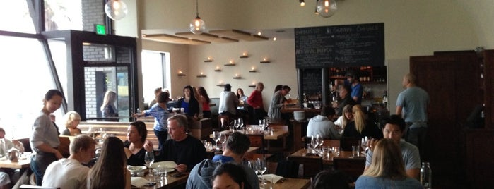Rustic Canyon Wine Bar is one of LAX.