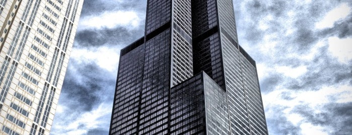 Willis Tower is one of Chicago To Do's.