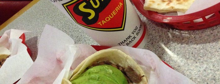 Super Taqueria - Almaden Expy is one of Favorite Food.