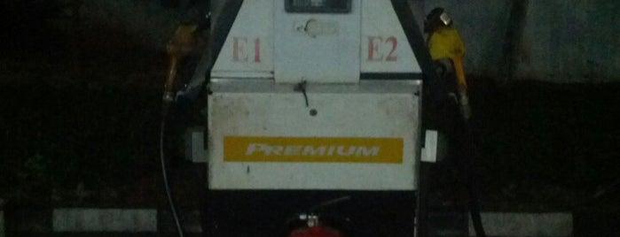 SPBU 34-12701 is one of SPBU Pertamina.