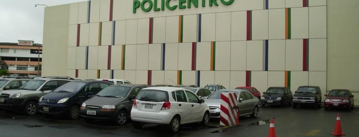 C.C. Policentro is one of Top 10 favorites places in Guayaquil, Ecuador.